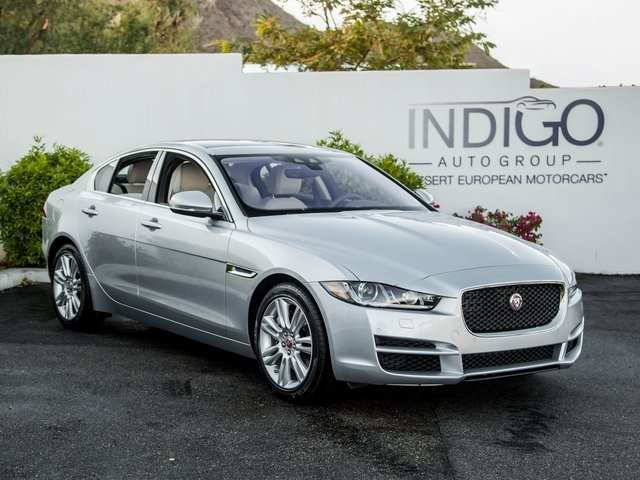 61 A 2019 All Jaguar Xe Sedan Style
