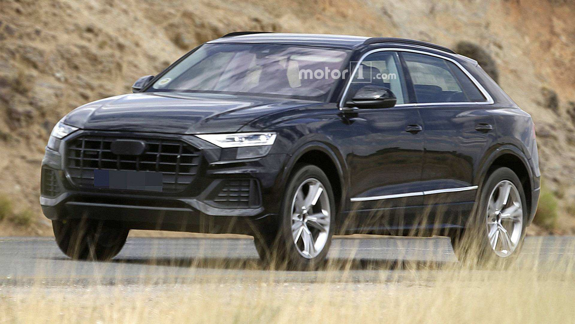 61 A 2019 Audi Q8 Release Date And Concept