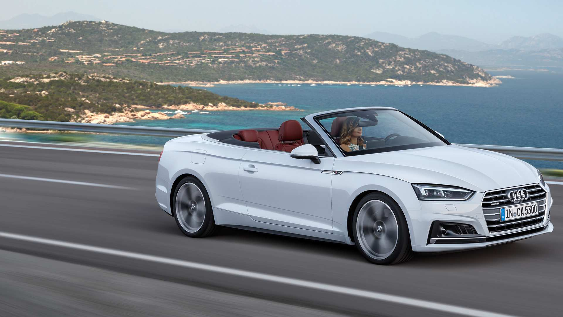 61 A 2019 Audi Rs5 Cabriolet Exterior And Interior