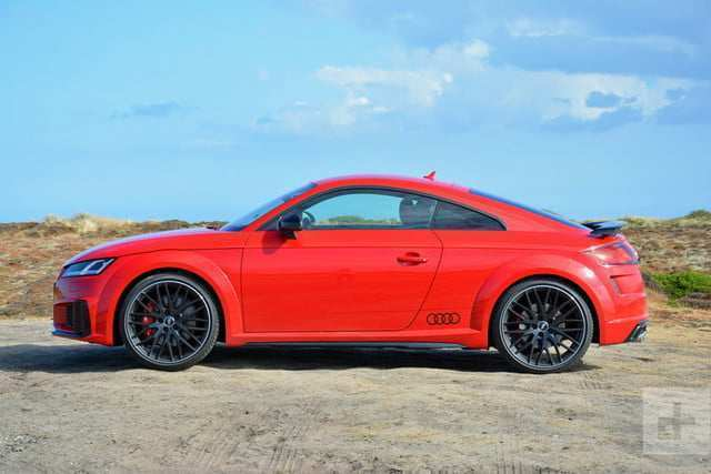 61 A 2019 Audi TT Concept And Review