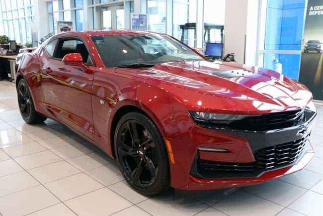 61 A 2019 Chevrolet Camaro Overview