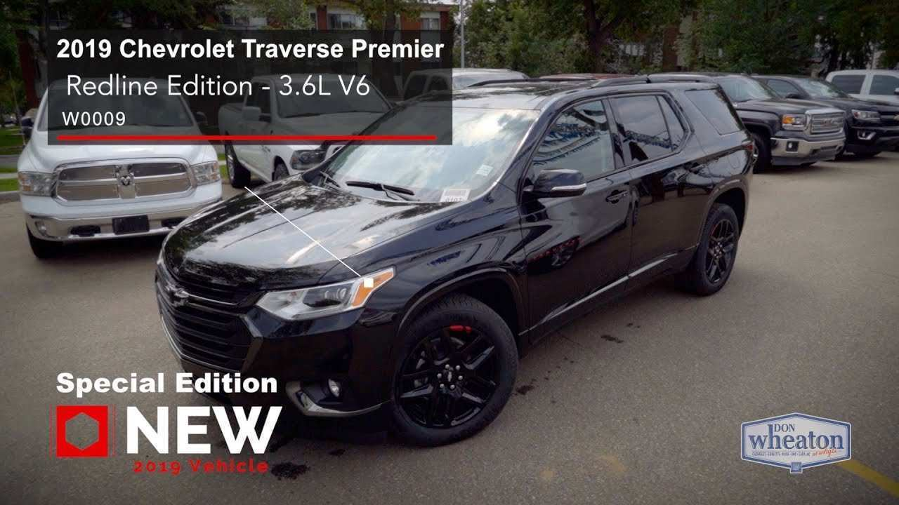61 A 2019 Chevrolet Traverses Pricing