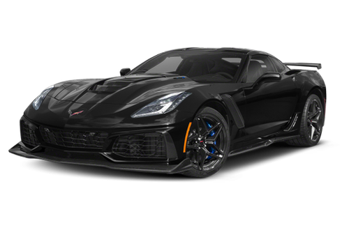 61 A 2019 Corvette Stingray Model