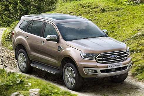 61 A 2019 Ford Everest Picture
