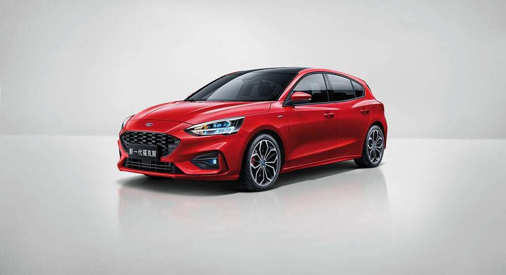 61 A 2019 Ford Fiesta St Rs Style