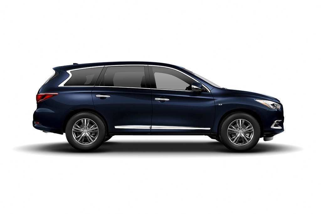 61 A 2019 Infiniti QX60 Hybrid New Review