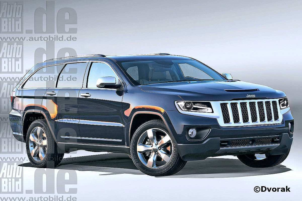 61 A 2019 Jeep Grand Cherokee Diesel Redesign And Review