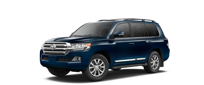 61 A 2019 Land Cruiser Concept and Review