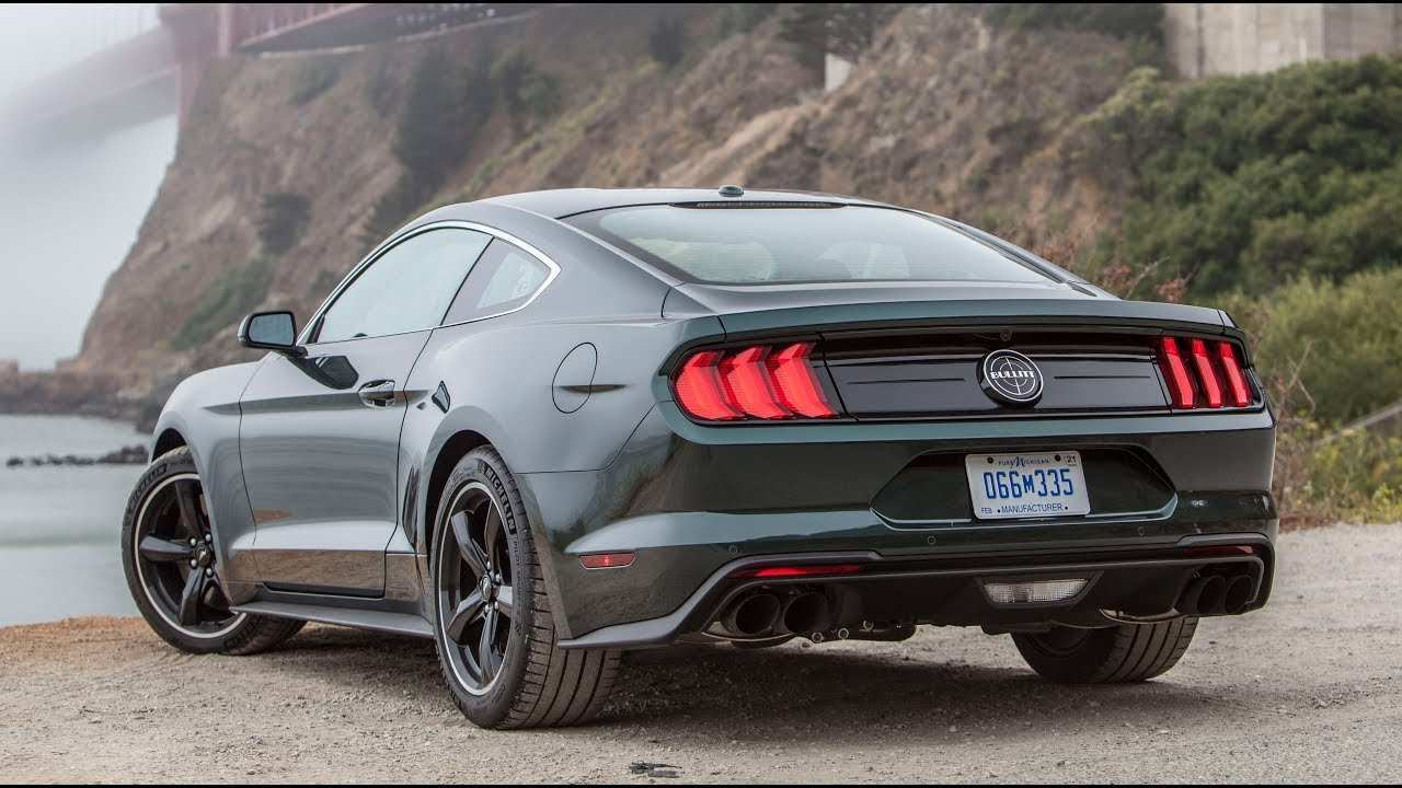 61 A 2019 Mustang Images