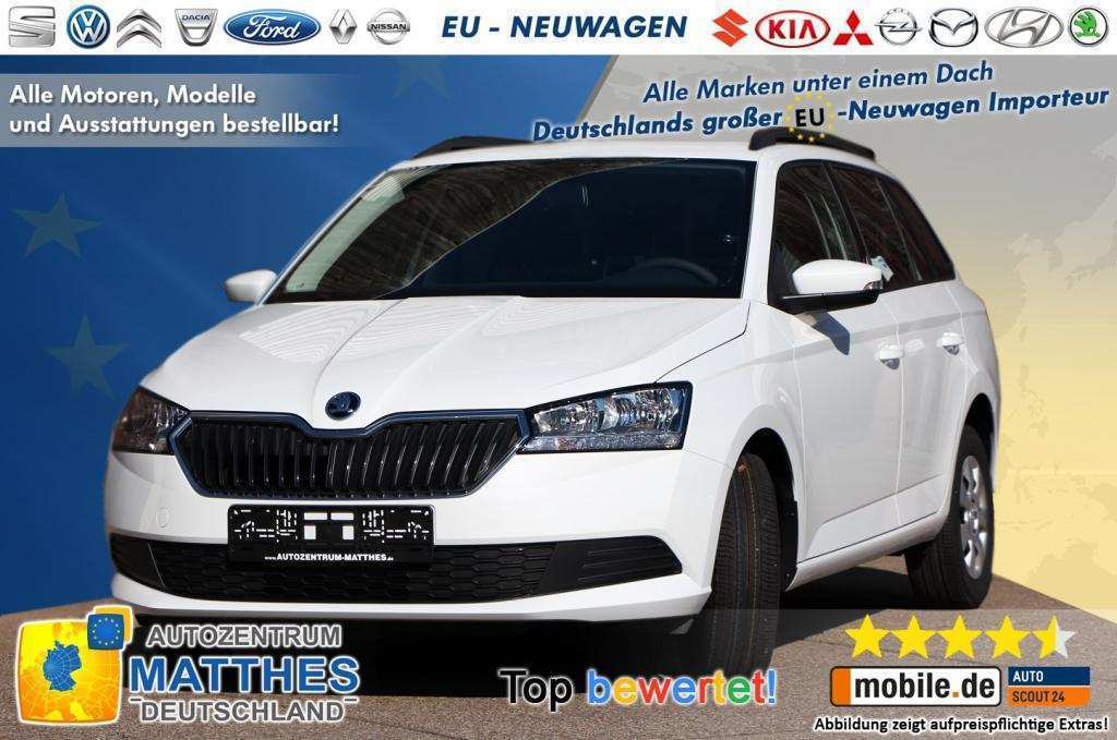 61 A 2019 Skoda Roomster Release