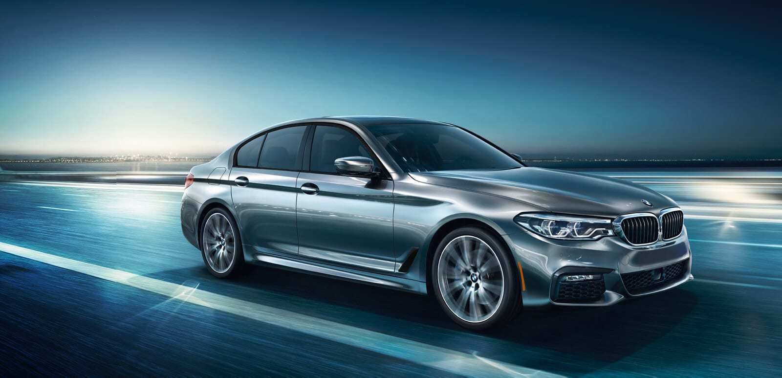 61 A 2020 BMW 550I Overview