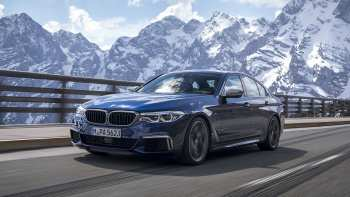 61 A 2020 BMW 550I Performance and New Engine