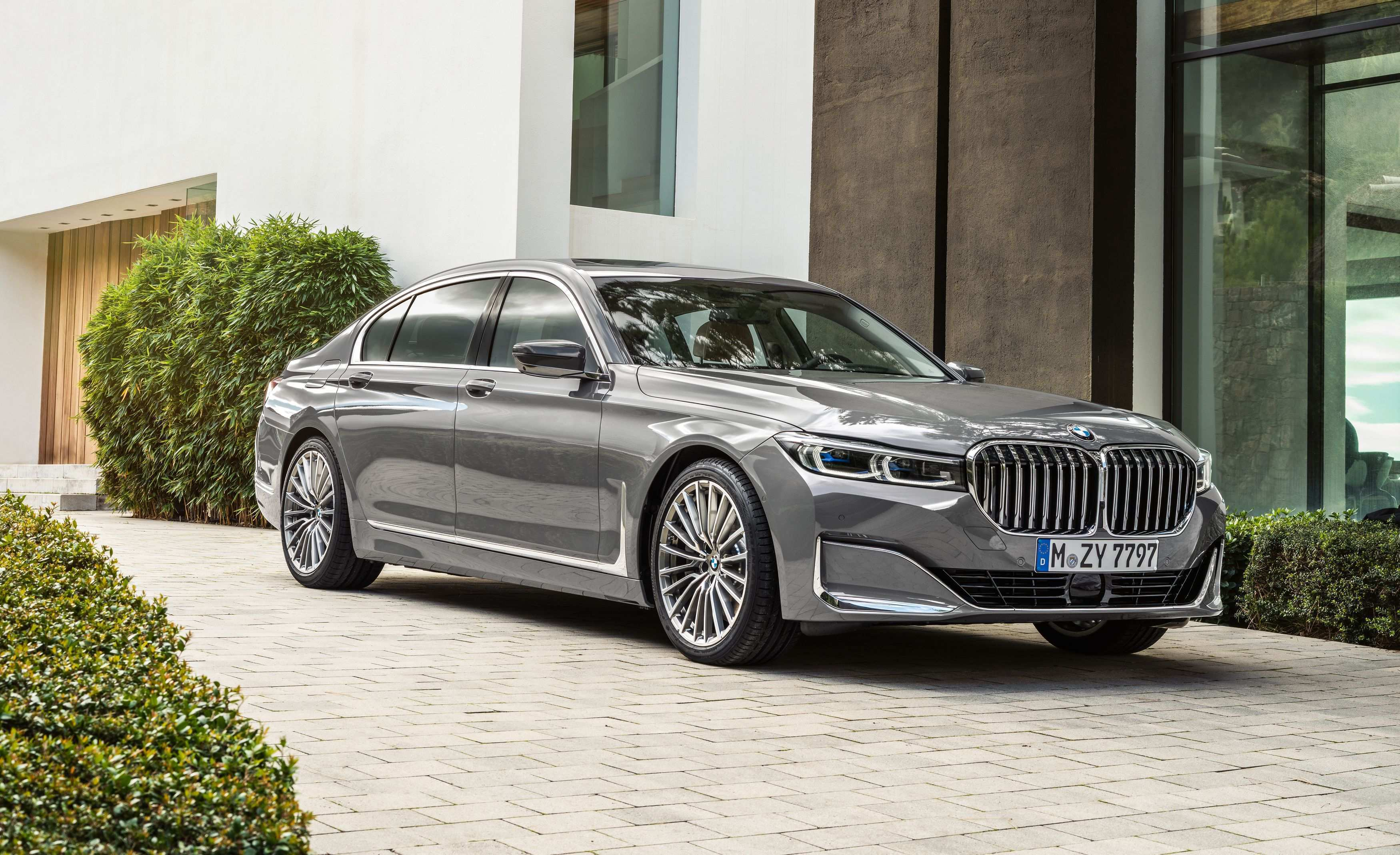 61 A 2020 BMW 7 Series Order Guide Redesign And Concept