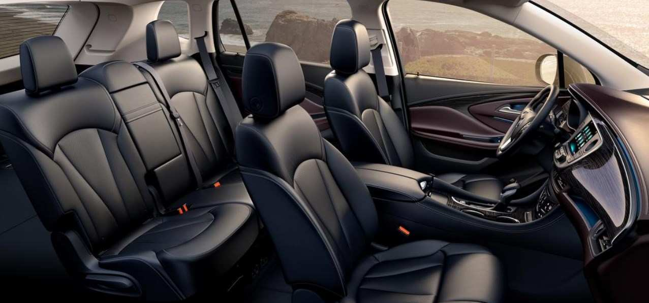 61 A 2020 Buick Enclave Release