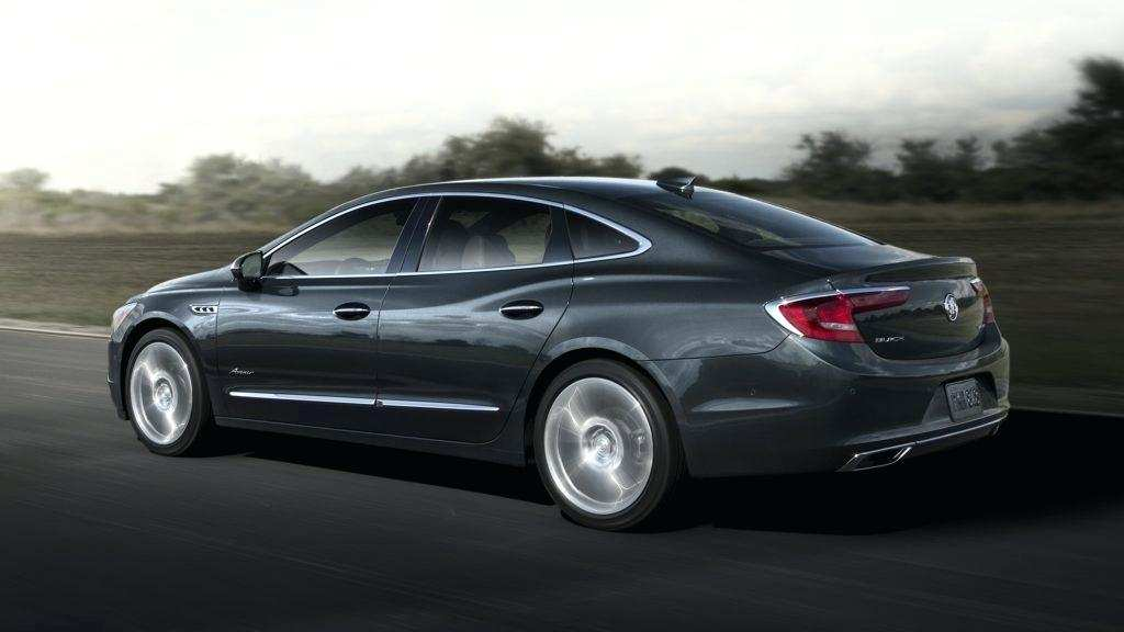 61 A 2020 Buick LaCrosses Release Date And Concept