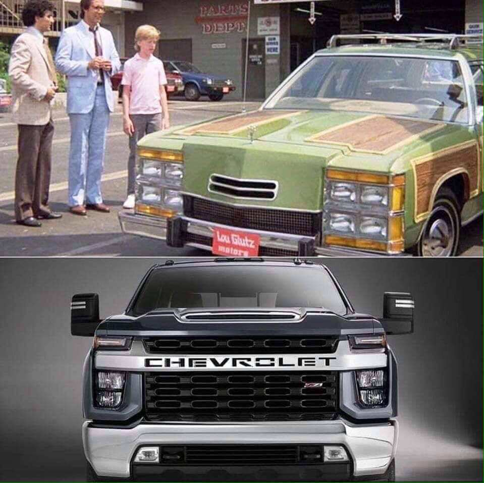 61 A 2020 Chevrolet Hd Ugly Images