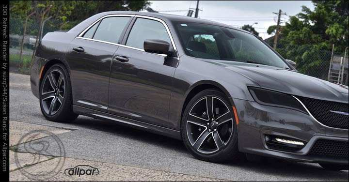 61 A 2020 Chrysler 300 Overview