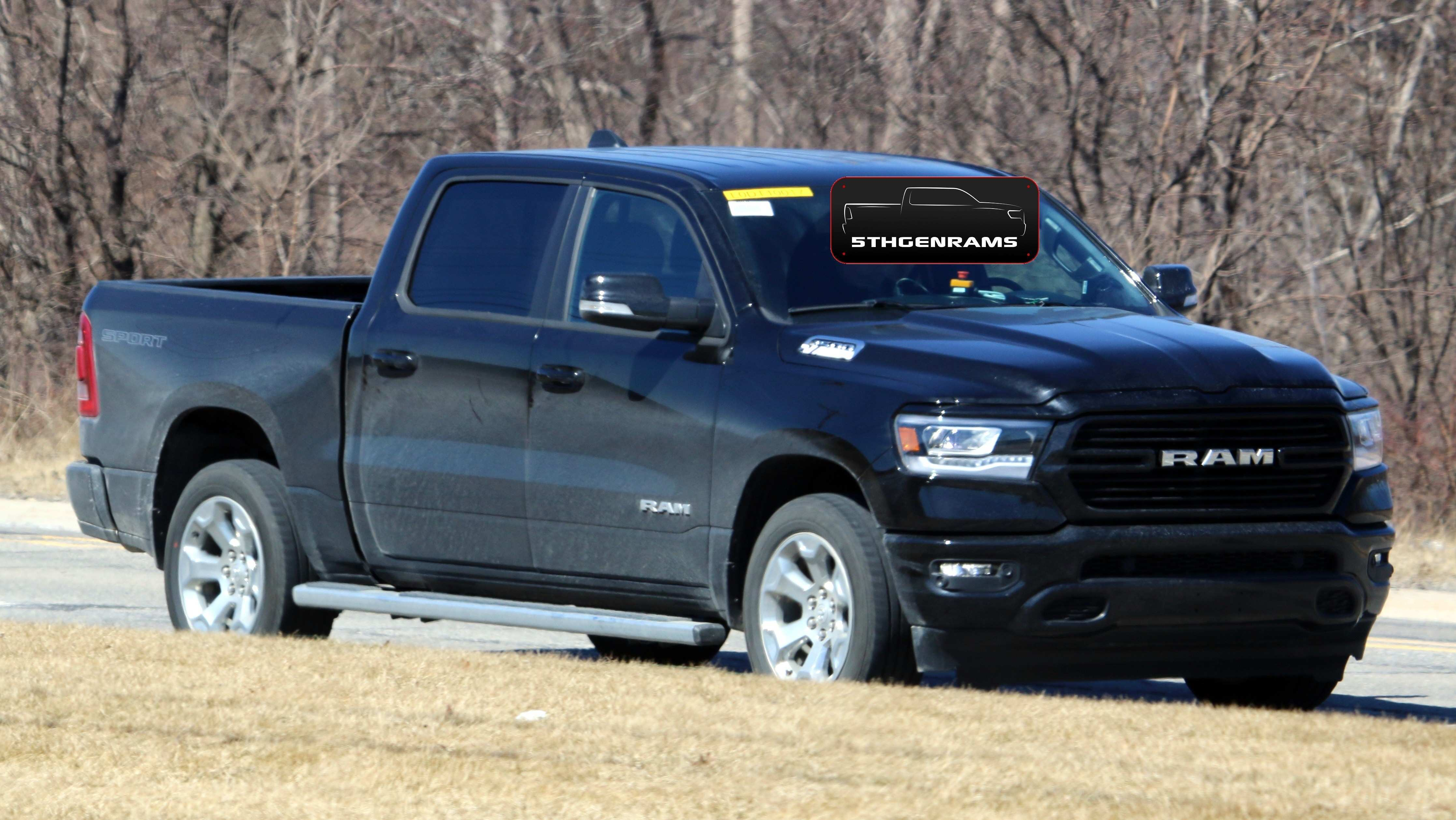 61 A 2020 Dodge Ram Ecodiesel Specs And Review
