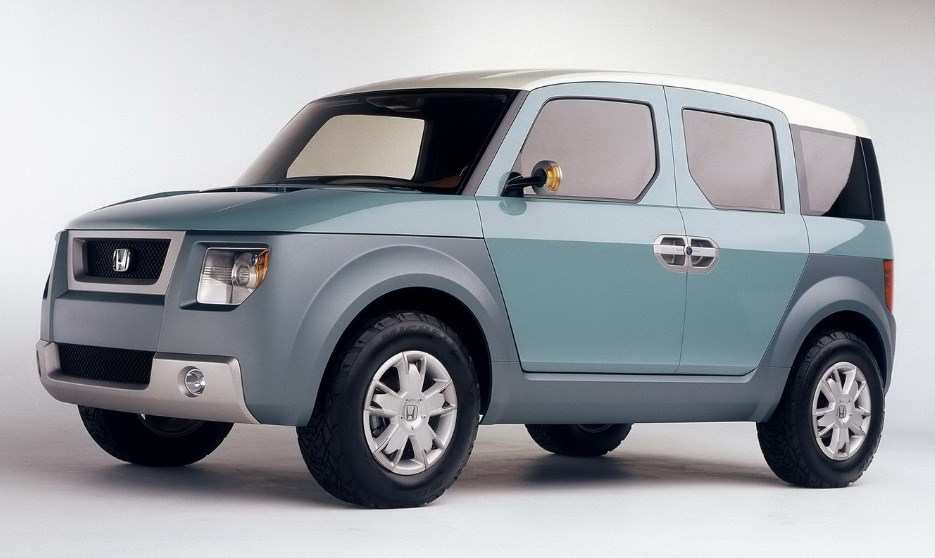 61 A 2020 Honda Element New Concept