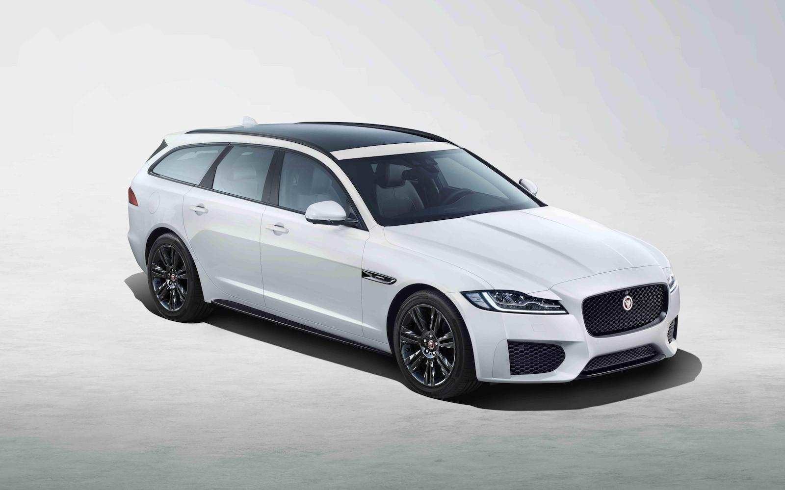 61 A 2020 Jaguar XF Research New