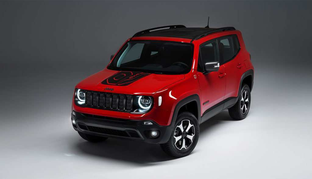 61 A 2020 Jeep Renegade Specs