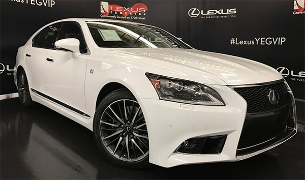61 A 2020 Lexus Ls 460 Review
