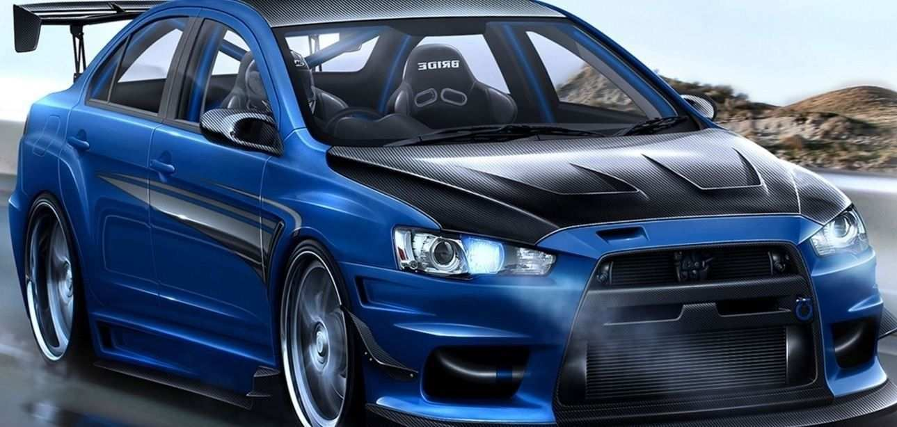 61 A 2020 Mitsubishi Lancer Concept And Review