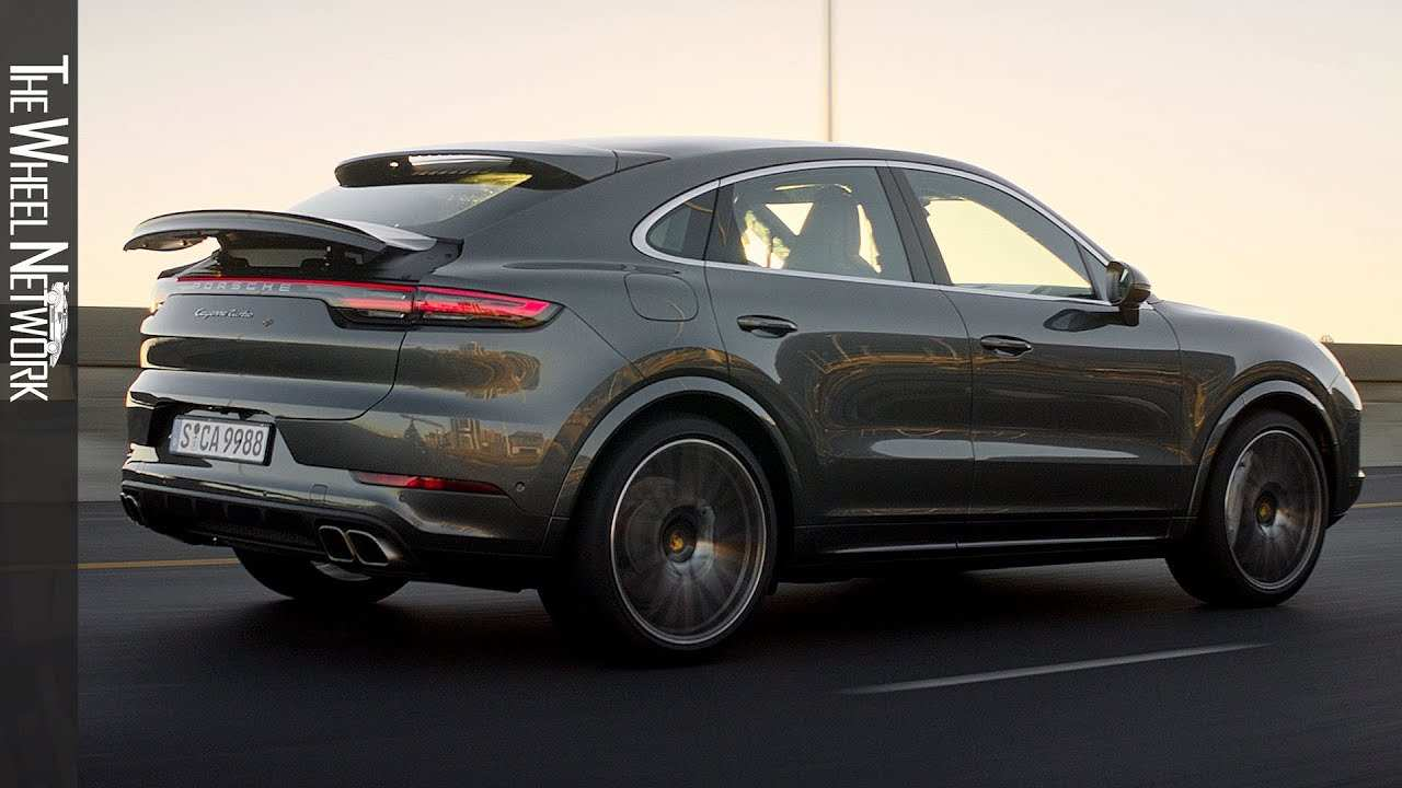61 A 2020 Porsche Cayenne Turbo S New Review