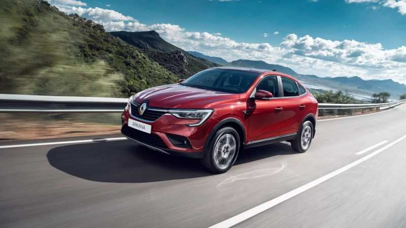 61 A 2020 Renault Megane SUV Review And Release Date