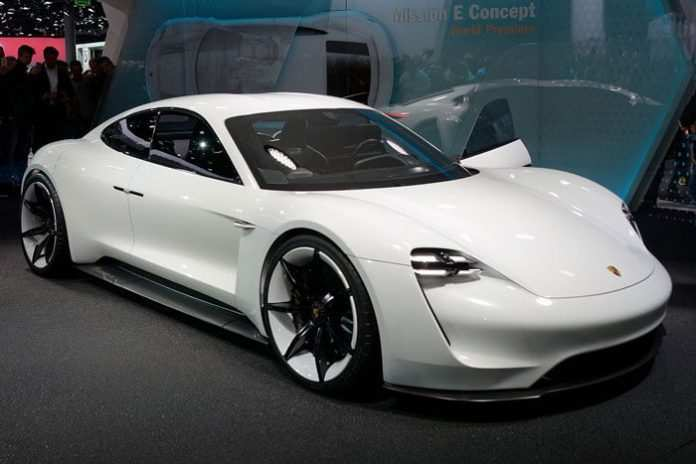 61 A 2020 The Porsche Panamera New Model And Performance