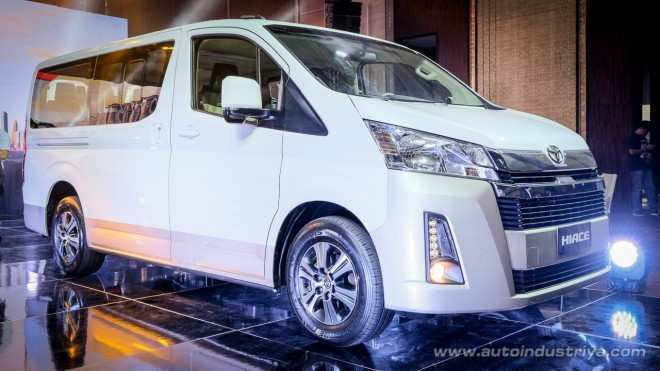 61 A 2020 Toyota Hiace Price And Review