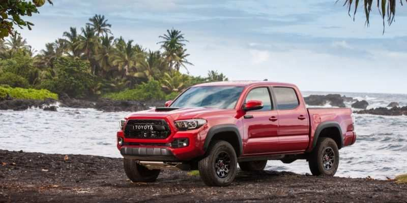 61 A 2020 Toyota Tacoma Diesel Trd Pro Spy Shoot