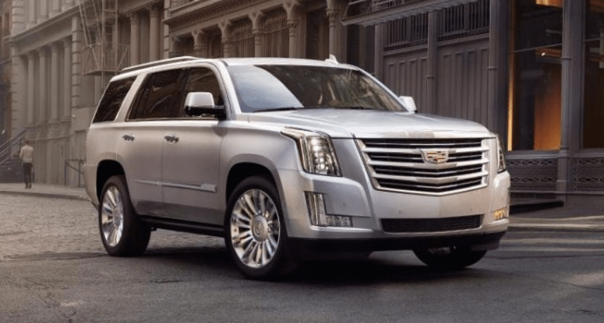 61 A Cadillac Escalade Esv 2020 Research New