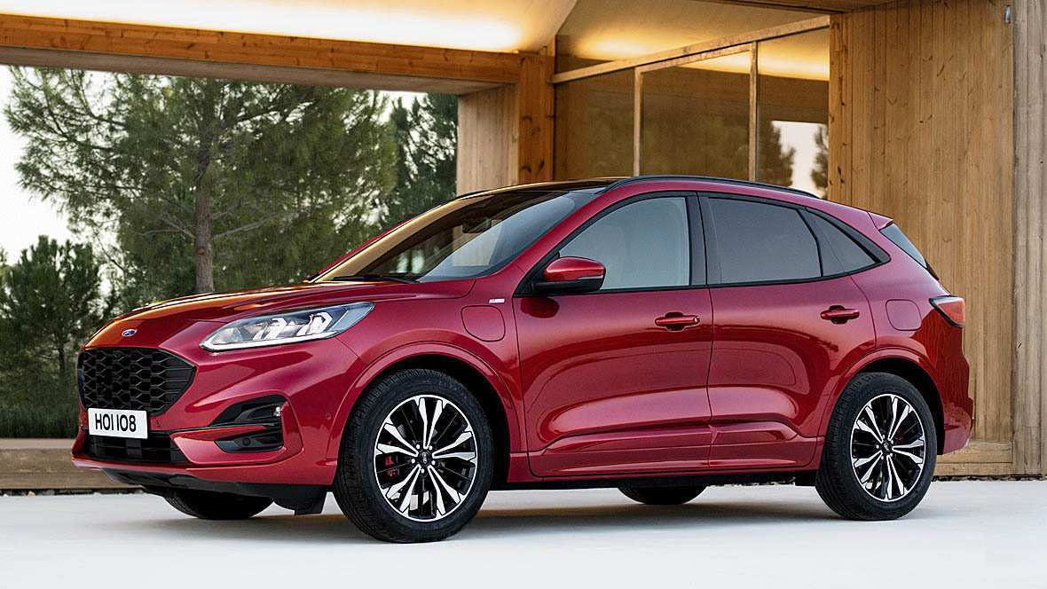 61 A Ford New Kuga 2020 Picture