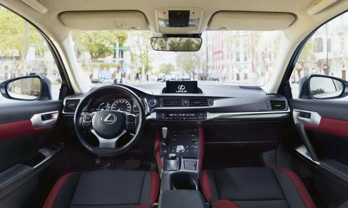 61 A Lexus Ct 2019 New Model And Performance