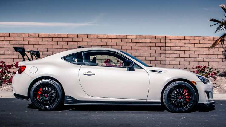 61 A Subaru 2019 Brz Review And Release Date