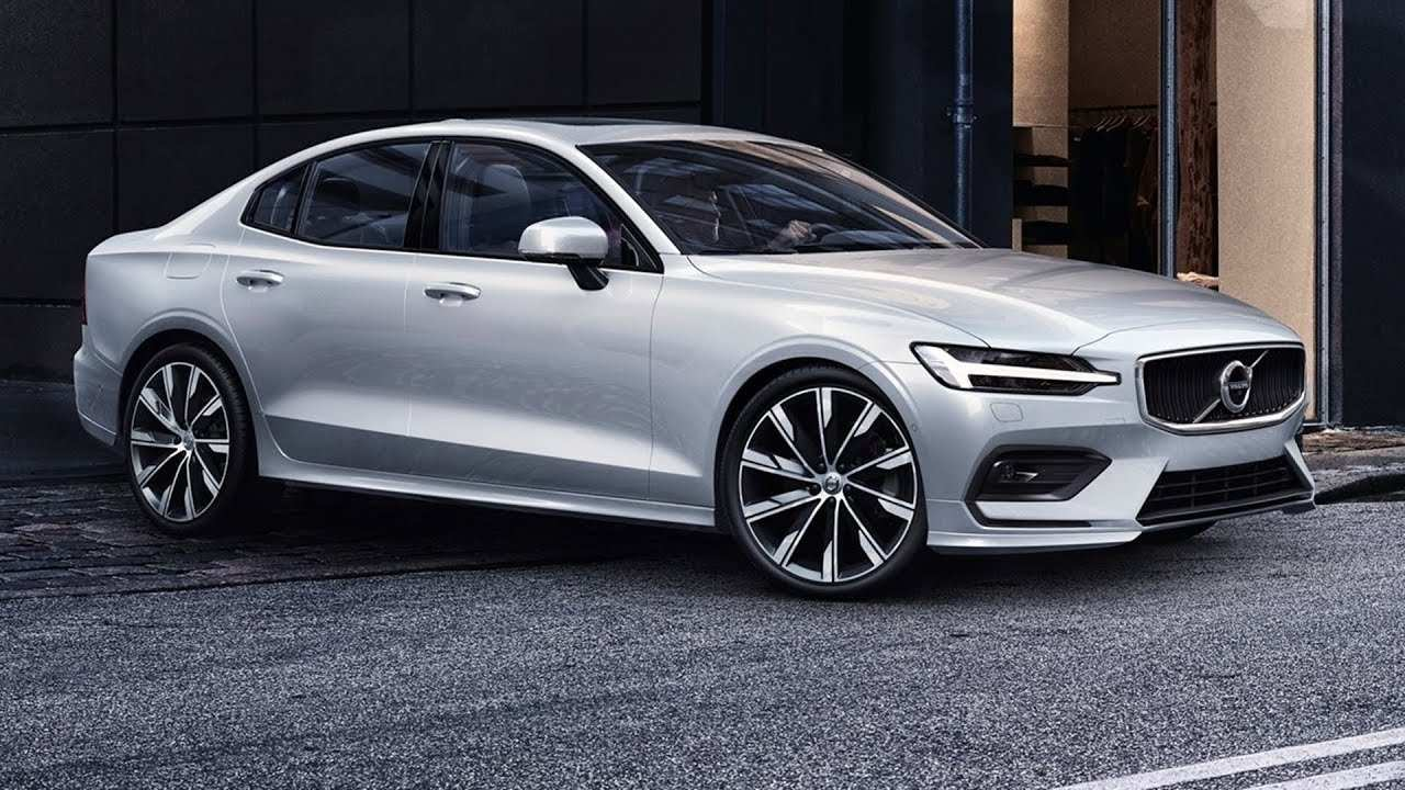 61 A Volvo S60 2019 Photos