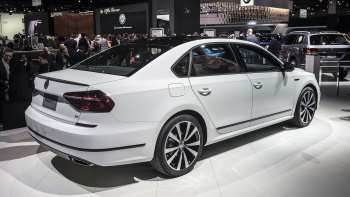 61 A Vw Passat Gt 2019 Price