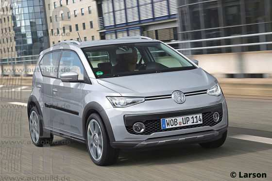 61 A Vw Up 2019 Ratings