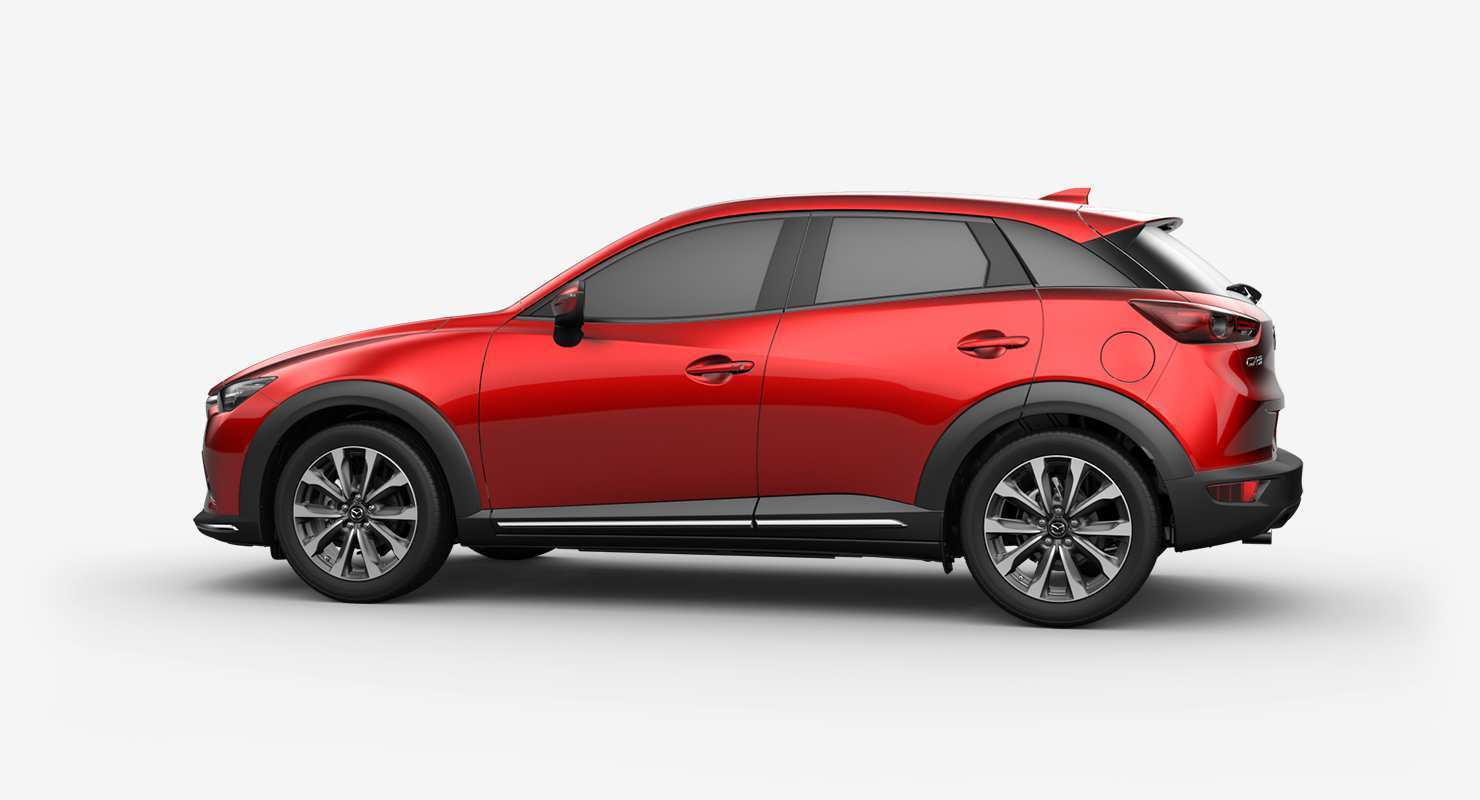 61 A X3 Mazda 2019 Pictures