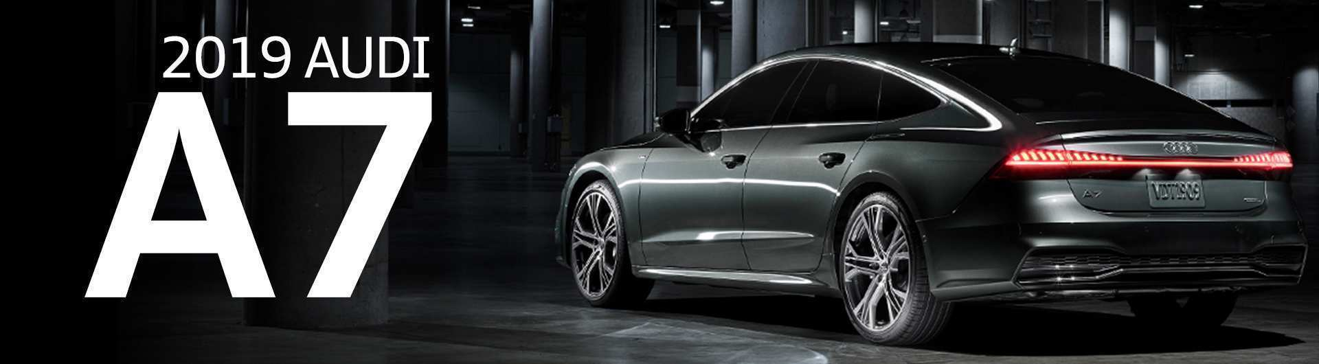 61 All New 2019 All Audi A7 Release