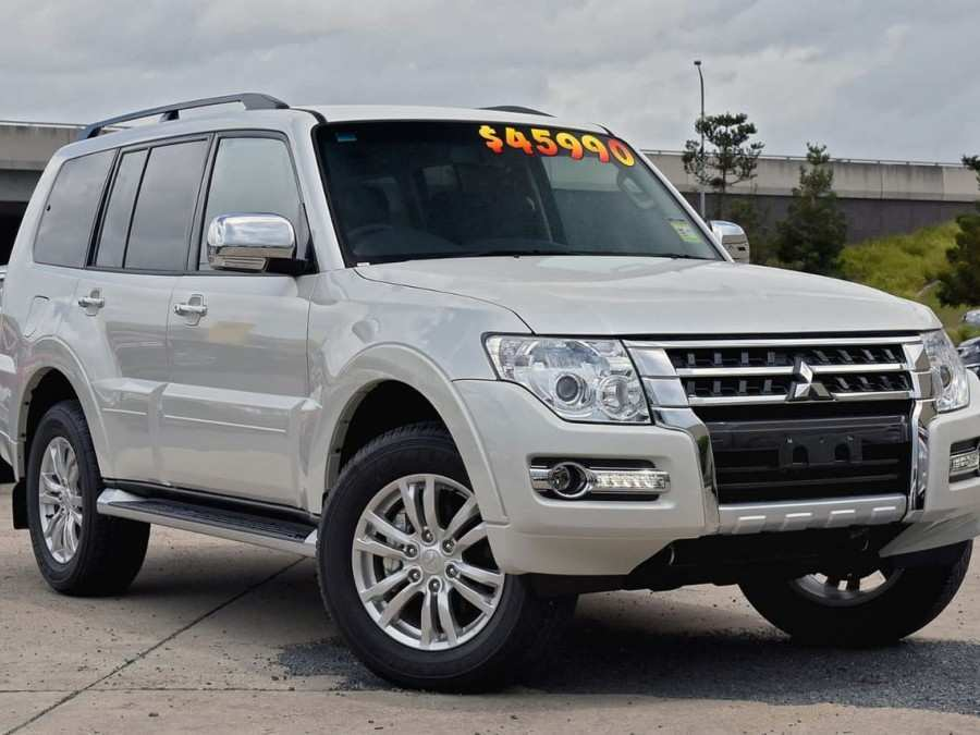 61 All New 2019 All Mitsubishi Pajero Review and Release date