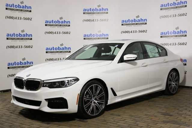 61 All New 2019 BMW 5 Series Engine