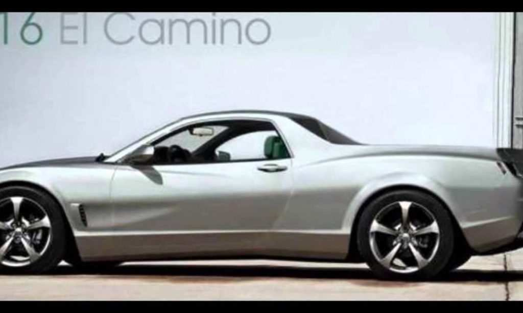 61 All New 2019 Chevy El Camino Ss Reviews