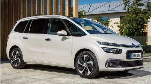 61 All New 2019 Citroen C4 Exterior