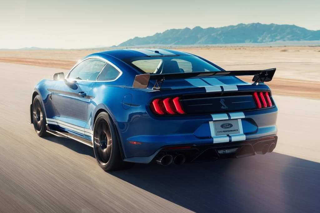 61 All New 2019 Ford Mustang Shelby Gt500 Concept And Review