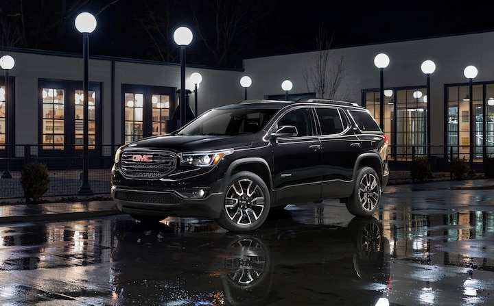 61 All New 2019 GMC Acadia Price And Release Date
