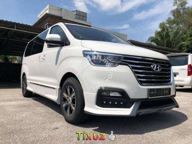 61 All New 2019 Hyundai Starex Exterior