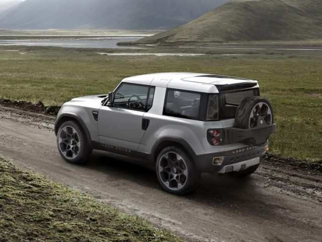 61 All New 2019 Land Rover Defender Concept