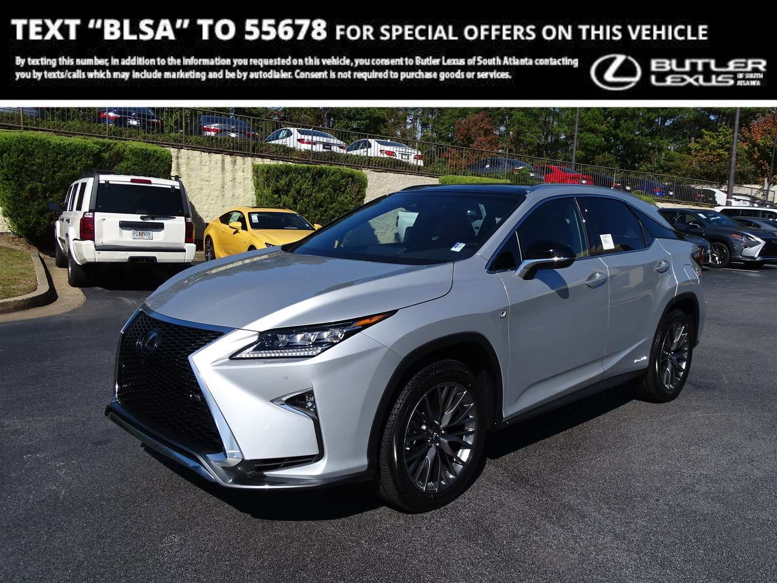 61 All New 2019 Lexus RX 450h Exterior And Interior